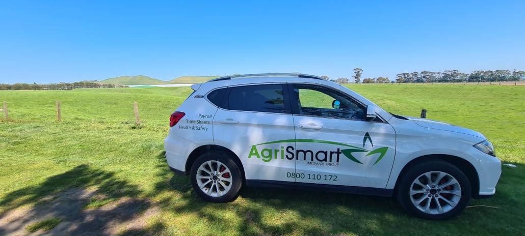 AgriSmart vehicle